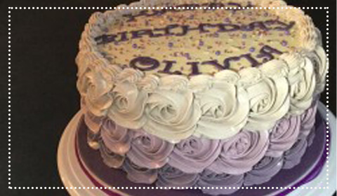Celebrations Cakes- Gallery 2